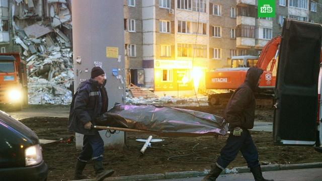 Число погибших в результате обрушения ижевской многоэтажки возросло