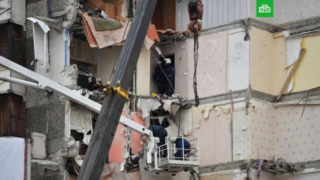 Источник: жилец взорвавшегося в Ижевске дома специально отсоединил шланг газовой плиты