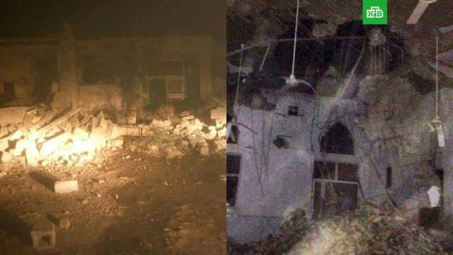 Число погибших при землетрясении в Иране превысило 140 человек