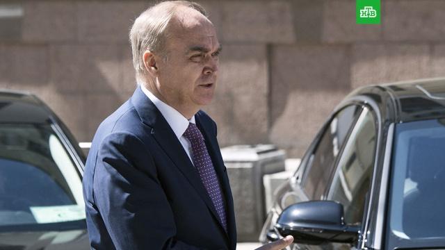 Посол РФ в Вашингтоне назвал ситуацию с RT недружественным шагом