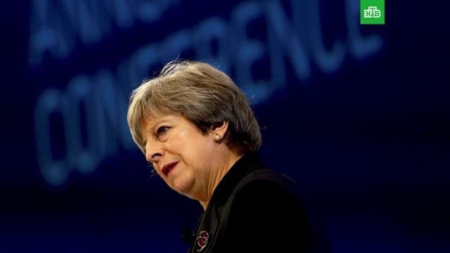 Мэй: Лондон не хочет возвращаться к холодной войне с Россией