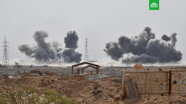 Самолеты коалиции США попытались помешать ВКС РФ в Сирии