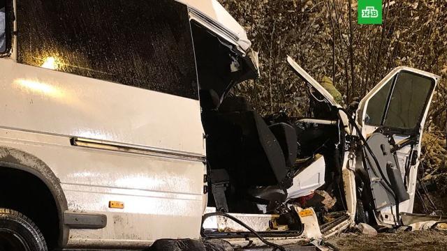 В Марий Эл объявлен траур после гибели 15 человек в автокатастрофе