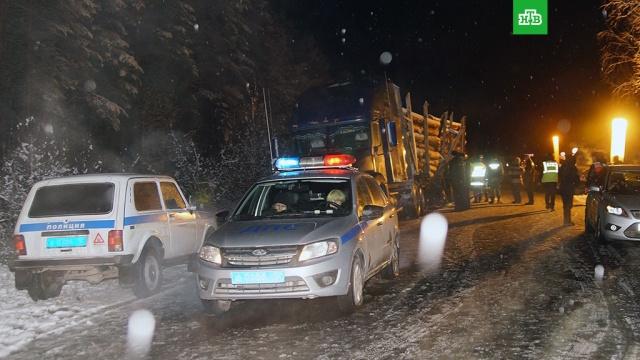 По делу об автокатастрофе в Марий Эл задержаны два человека