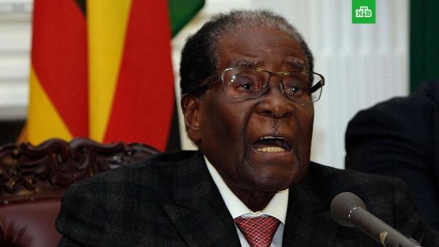 СМИ: Мугабе согласился на условия отставки