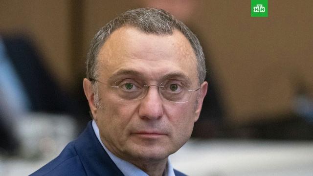 В Ницце задержали российского сенатора Сулеймана Керимова
