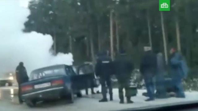 СК возбудил дело по факту гибели двух инспекторов во время погони на Урале