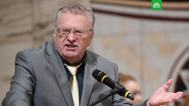 ЛДПР выдвинула Жириновского в качестве кандидата на выборы президента