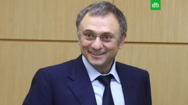 В Кремле пообещали защитить задержанного в Ницце сенатора Керимова