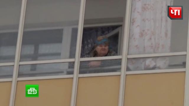 Родственники пять лет держали красноярскую пенсионерку в заточении