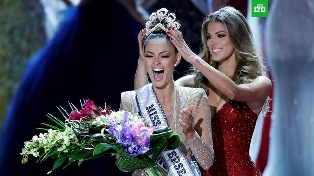 Титул Мисс Вселенная завоевала представительница ЮАР