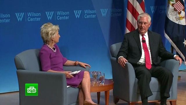 Тиллерсон: Россия и США могут сотрудничать в вопросах сирийского урегулирования