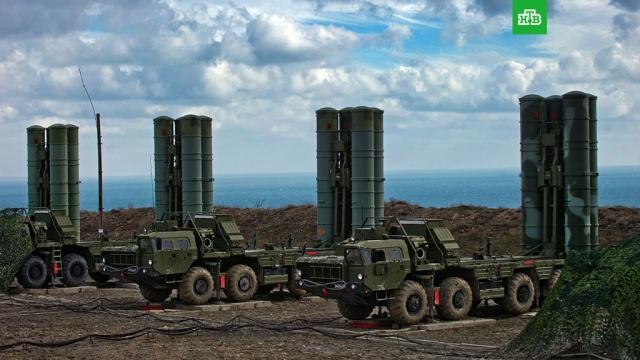 ПВО Крыма усилят еще одной системой С-400