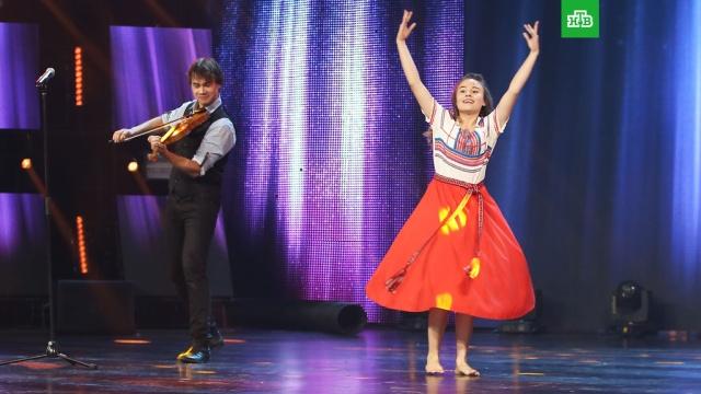 Победитель Евровидения поддержал участницу проекта Ты супер! Танцы
