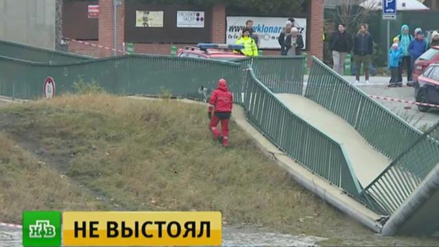 Россиян среди пострадавших при обрушении моста в Праге нет