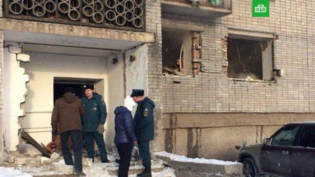 Взрыв газа произошел в иркутской пятиэтажке, есть жертвы