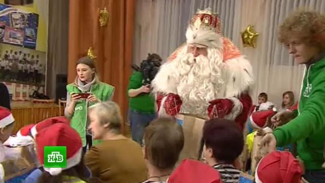 Дед Мороз рассказал детям из Нижнего Новгорода о собственной криптовалюте