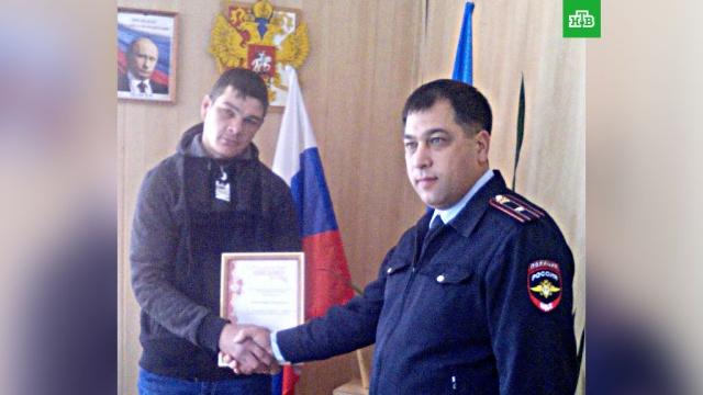 Житель иркутского поселка спас замерзающего на улице ребенка
