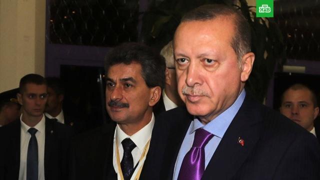 Эрдоган намерен обсудить с Путиным решение США по Иерусалиму