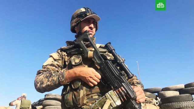 Минобороны РФ: ИГ не побеждено в зоне ответственности США в Ираке, а не в Сирии