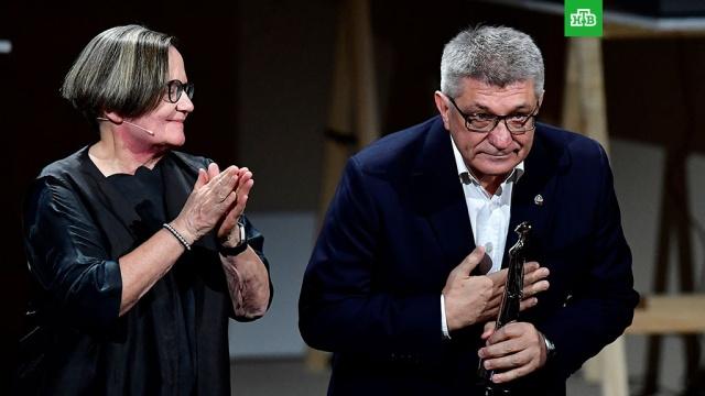 Сокуров получил почетную премию Европейской киноакадемии