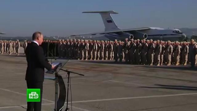 Международный блиц: Путин за один день посетил Сирию, Египет и Турцию