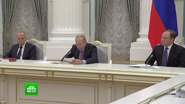 Путин назвал условия успешного развития России