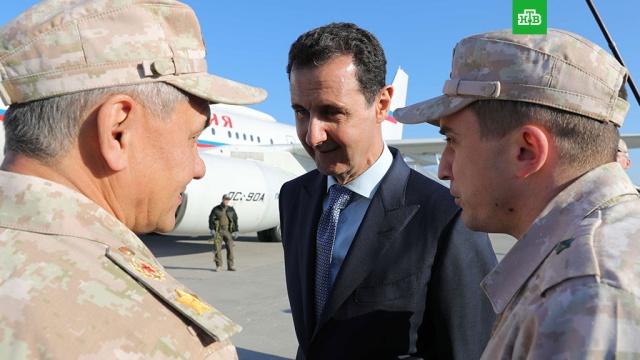 СМИ: США готовы смириться с президентством Асада до 2021 года