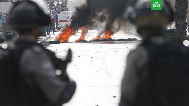 ВВС Израиля уничтожили три военных объекта ХАМАС в ответ на обстрелы