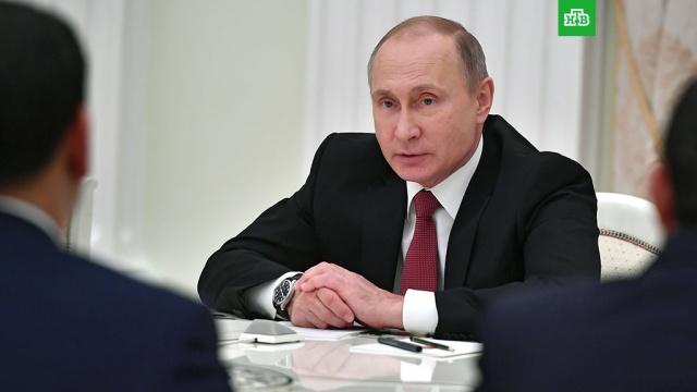 Инициативная группа по выдвижению Путина кандидатом в президенты соберется 26 декабря