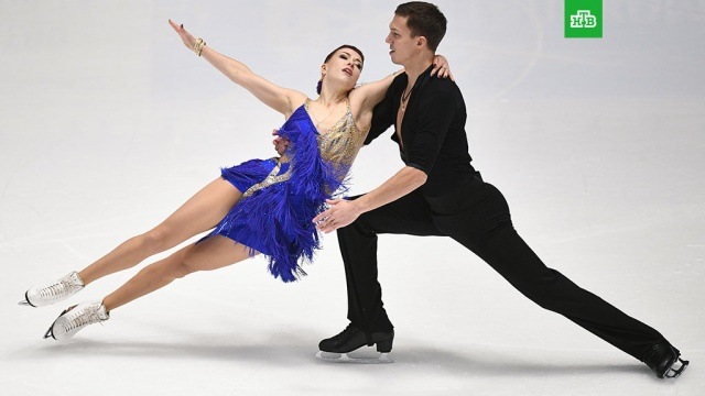 Боброва и Соловьев стали семикратными чемпионами России в танцах на льду
