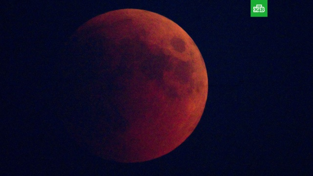 В конце января жители Земли увидят кровавое суперлуние