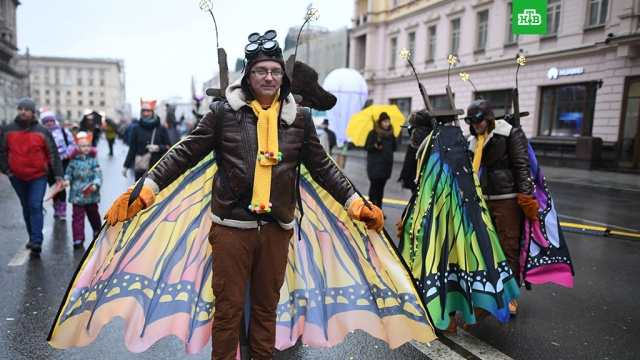 Синоптики обещают москвичам самое теплое Рождество в истории