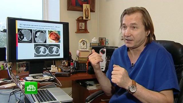 Петербургский хирург разработал метод лечения последней стадии рака легких