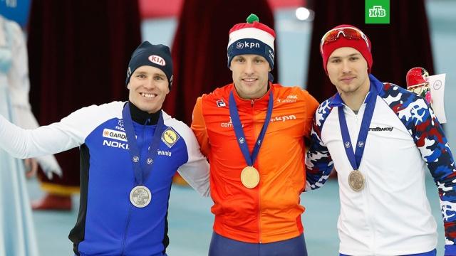 Кулижников стал чемпионом Европы на дистанции 1000 метров