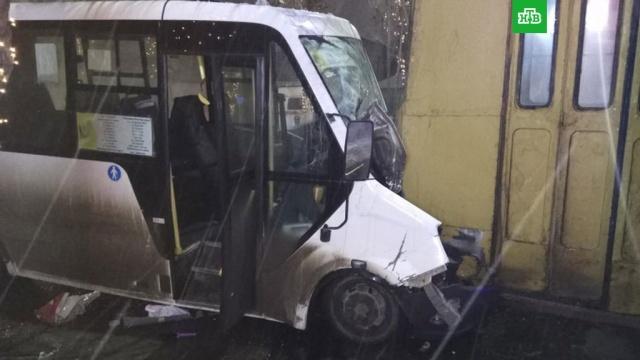 В Рязани девять человек пострадали в ДТП с троллейбусом