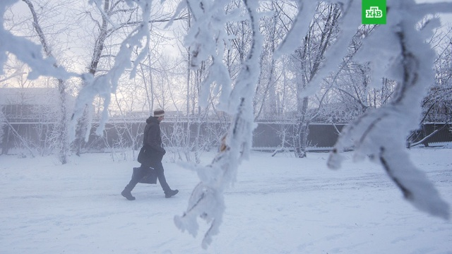 На старый Новый год в Москву придут 15-градусные морозы