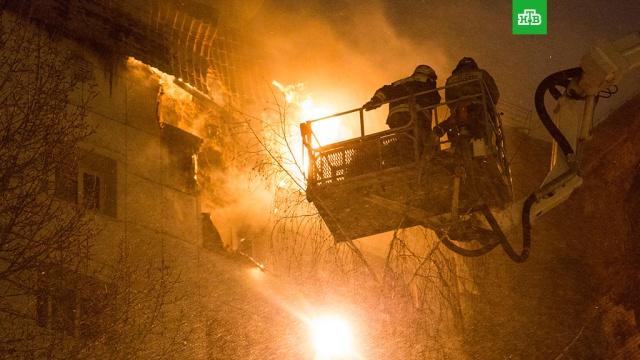 В Тюмени после пожара в многоэтажке возбуждено дело о поджоге