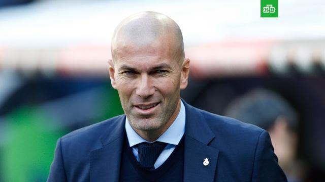 Зидан стал лучшим тренером года по версии France Football