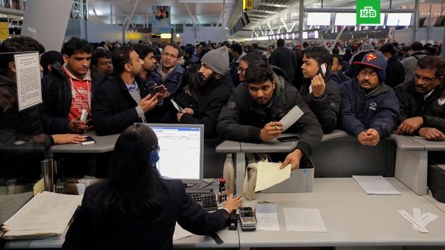 Настоящий ужас: российская журналистка рассказала о коллапсе в аэропортах США
