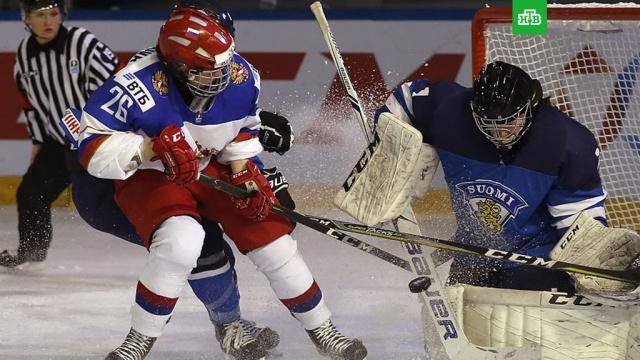 Хоккеистки молодежной сборной РФ вышли в полуфинал ЧМ
