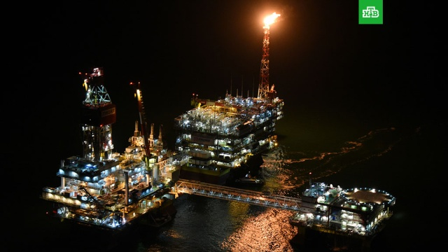 Цена на нефть Brent достигла трехлетнего максимума