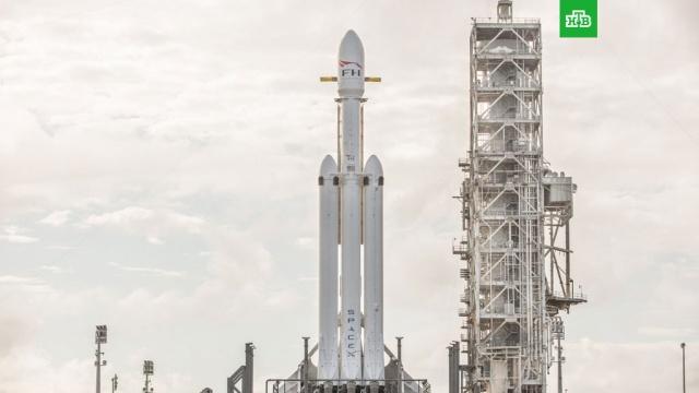 SpaceX во второй раз отменила предстартовое испытание Falcon Heavy