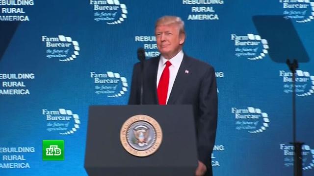 Трамп пройдет первый медосмотр в качестве президента