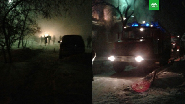 В жилом доме в Омске произошел хлопок газа: есть пострадавшие