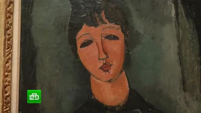 Десятки картин с выставки Модильяни в Италии оказались подделками