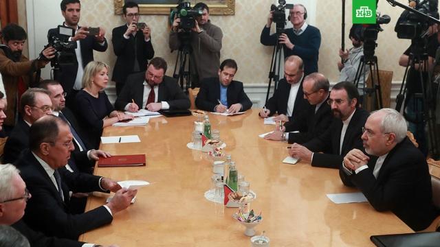 Главы МИД России и Ирана обсудили подготовку к конгрессу сирийского нацдиалога