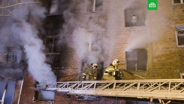 После взрыва газа в омской пятиэтажке возбуждено дело