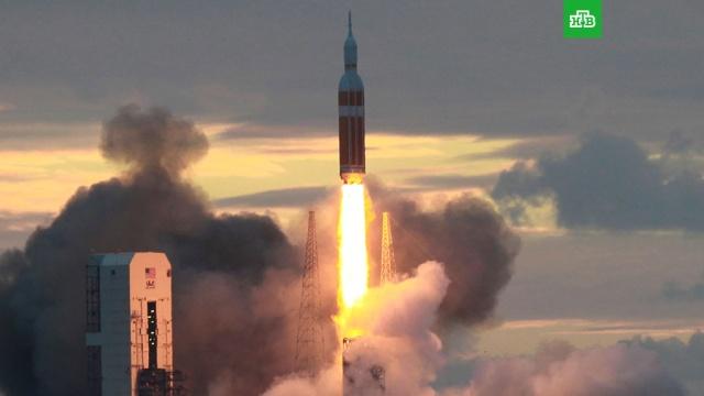 В США запущена ракета-носитель Delta IV со спутником для разведки