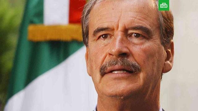 Твой рот  самая сраная дыра в мире: экс-президент Мексики ответил Трампу